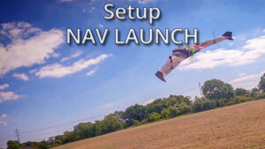 How to setup NAV LAUNCH correctly