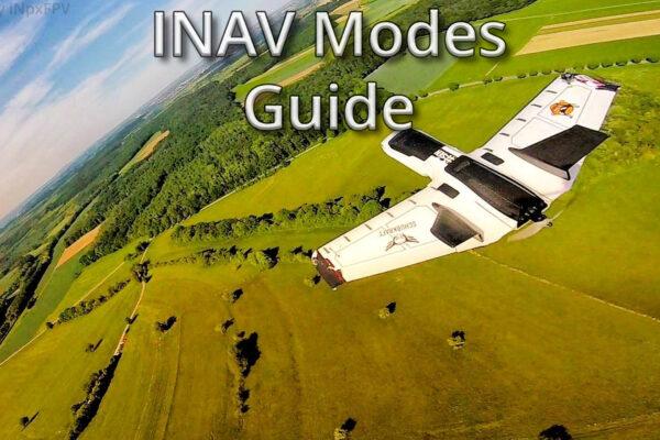 INAV Modes Guide