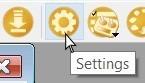 OpenTX Companion settings