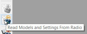 Read Models and Settings From Radio