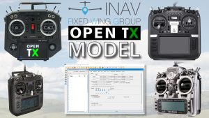 INAV Fixed Wing Group OpenTX Models – Powerful and simple