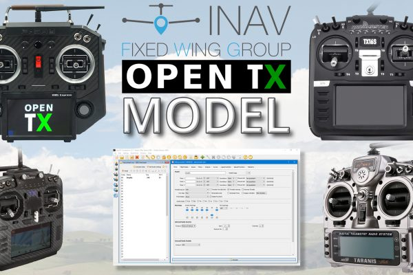 INAV Fixed Wing Group - OpenTX Model