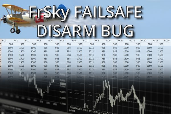 FrSky Failsafe bug