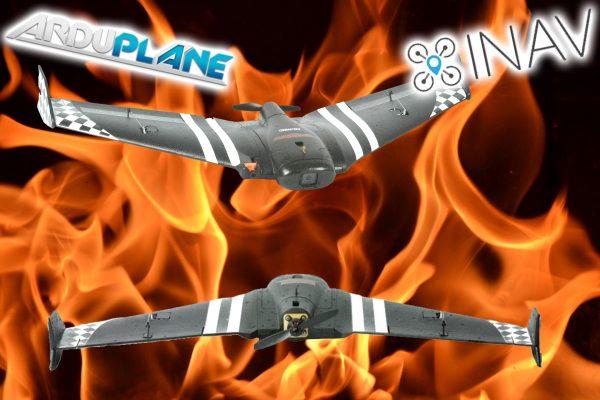 INAV Vs Arduplane