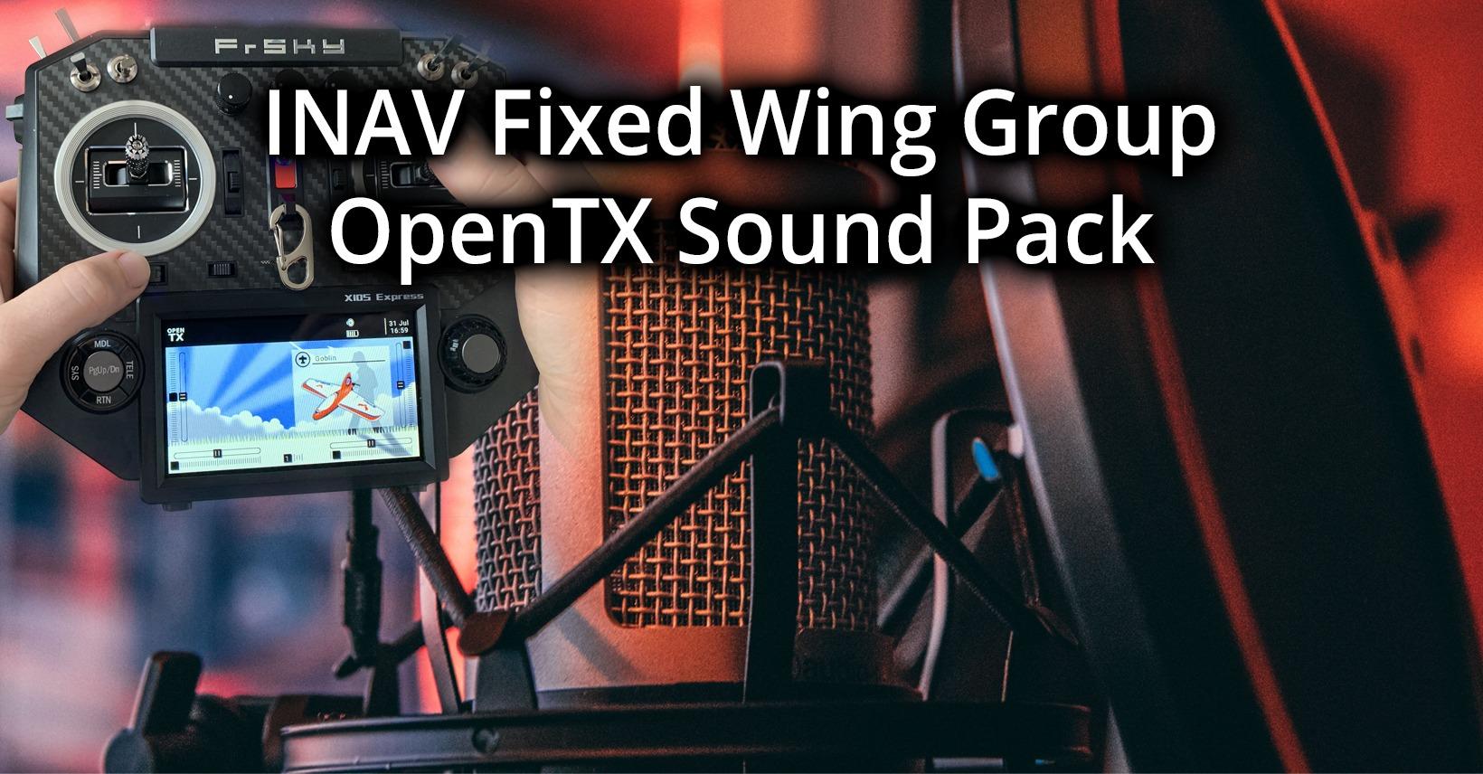 OpenTX Sound Pack